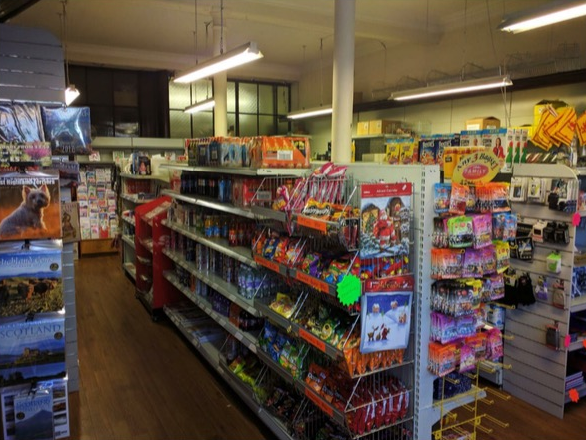 Image of NEWSAGENT / CONVENIENCE STORE – Lockerbie