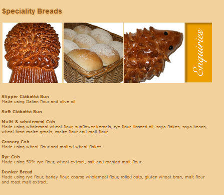 Image of Bakery Business – The Crusty Loaf