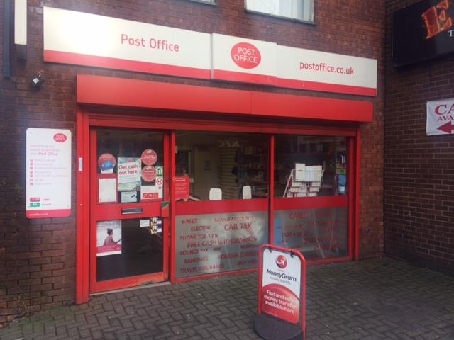 Image of ESTABLISHED POST OFFICE IN PROMINENT LOCATION – 160638