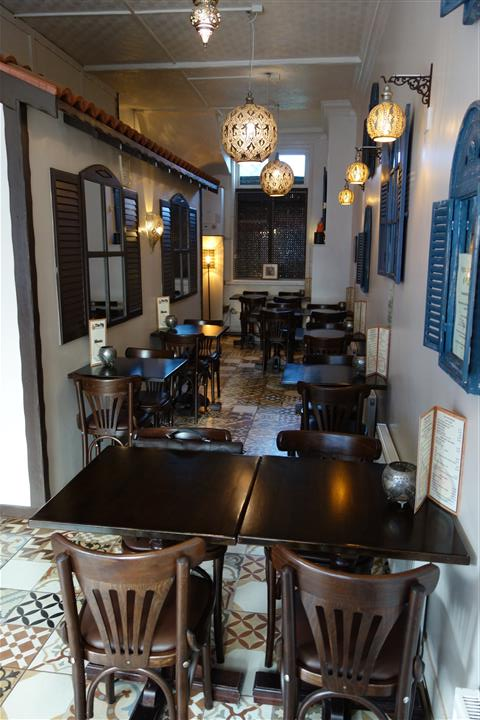 Image of MIDDLE EASTERN RESTAURANT – 160741